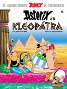 RENÉ GOSCINNY-ALBERT UDERZO - Asterix és Kleopátra - Asterix 6.