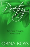 Ross Orna - Ten More Thoughts About Love [eKönyv: epub, mobi]