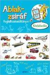 Ablak-zsiráf / Közlekedés - foglalkoztatókönyv<!--span style='font-size:10px;'>(G)</span-->