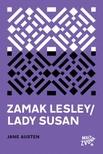 Sanja Lovrenčić Jane Austen, - Zamak Lesley - Lady Susan [eKönyv: epub,  mobi]