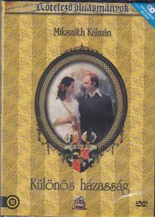 MIKSZÁTH KÁLMÁN/ZSURZS ÉVA - KÜLÖNÖS HÁZASSÁG DUPLALEMEZES VÁLTOZAT 2DVD