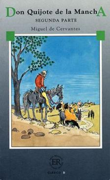 Cervantes, Miguel de - Don Quijote, Segunda Parte