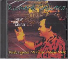 RICHARD GALLIANO - NEW YORK TANGO CD