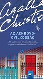 Agatha Christie - Az Ackroyd-gyilkosság<!--span style='font-size:10px;'>(G)</span-->
