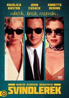 - Svindlerek - DVD -