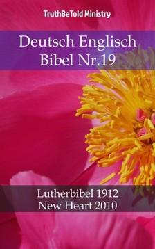 TruthBeTold Ministry, Joern Andre Halseth, Martin Luther - Deutsch Englisch Bibel Nr.19 [eKönyv: epub, mobi]