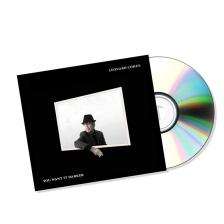 - YOU WANT IT DARKER CD LEONARD COHEN