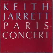 KEITH JRRETT - PARIS CONCERT CD KEITH JARRETT