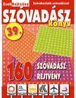 CSOSCH KIADÓ - ZsebRejtvény SZÓVADÁSZ Könyv 39.