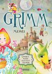 Napraforgó Könyvkiadó - Csodaszép altatómesék (ÚJ) - Grimm meséi<!--span style='font-size:10px;'>(G)</span-->