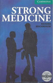 MACANDREW, RICHARD - Strong Medicine - CD - Stage 3 - Lower-intermediate [antikvár]