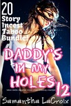LaCroix Samantha - Daddy's In My Holes #12 - 20 Story Incest Taboo Bundle [eKönyv: epub,  mobi]