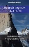 TruthBeTold Ministry, Joern Andre Halseth, Martin Luther - Deutsch Englisch Bibel Nr.20 [eKönyv: epub,  mobi]
