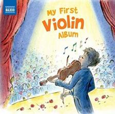 PAGANINI, MOZART, ELGAR, MASSENET - FIRST VIOLIN ALBUM CD