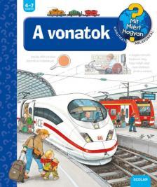 Patricia Mennen - A vonatok