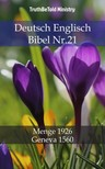 TruthBeTold Ministry, Joern Andre Halseth, Hermann Menge - Deutsch Englisch Bibel Nr.21 [eKönyv: epub,  mobi]