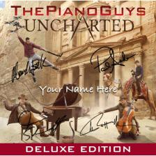 - UNCHARTED CD+DVD (DELUXE) THE PIANO GUIS