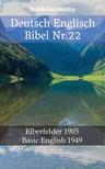 TruthBeTold Ministry, Joern Andre Halseth, John Nelson Darby - Deutsch Englisch Bibel Nr.22 [eKönyv: epub, mobi]