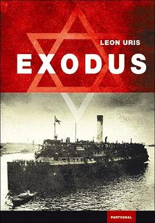 Leon Uris - Exodus - új kiadás