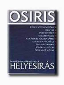 Laczkó Krisztina-Mártonfi Attila - HELYESÍRÁS - OSIRIS