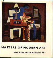 Barr, Alfred H. (szerk.) - Masters of Modern Art [antikvár]