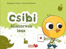 Benjamin Leduc - Laurent Richard - Csibi állatorvos lesz