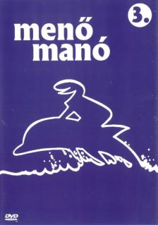 MENŐ MANÓ 3. - DVD -