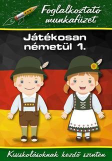 - Játékosan németül 1.