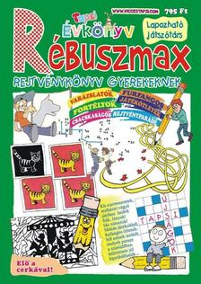 - Tapsi Rébuszmax - Rejtvénykönyv gyerekeknek