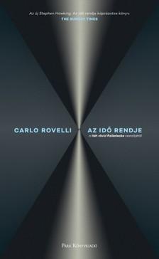 Carlo Rovelli - Az idő rendje [eKönyv: epub, mobi]