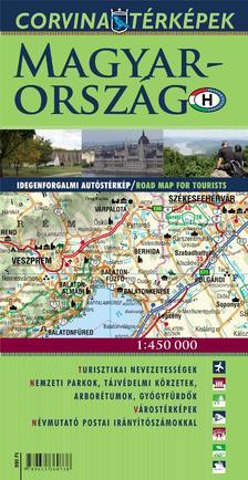 - Magyarország idegenforgalmi autóstérképe - 2. kiadás