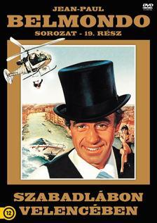 - Szabadlábon Velencében - Belmondo - DVD -