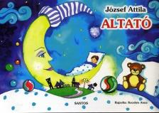 JÓZSEF ATTILA - Altató - Leporelló
