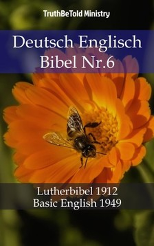 TruthBeTold Ministry, Joern Andre Halseth, Martin Luther - Deutsch Englisch Bibel Nr.6 [eKönyv: epub, mobi]