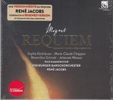 MOZART - REQUIEM,CD
