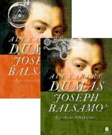Dumas, Alexandre - Joseph Balsamo. I-II.