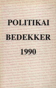 Politikai bedekker 1990. [antikvár]
