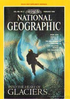 Allen, William L. (szerk.) - National Geographic February 1996 Vol. 189. No. 2. [antikvár]