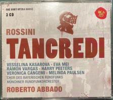 ROSSINI - TANCREDI 3CD ROBERTO ABBADO