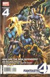 Millar, Mark, Hitch, Bryan - Fantastic Four No. 559 [antikvár]