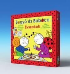 . - Bogyó és Babóca - Évszakok - társasjáték