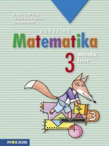 - MS-1732 SOKSZÍNŰ MATEMATIKA 3. O. II. FÉLÉV