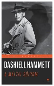 Dashiell Hammett - A máltai sólyom [eKönyv: epub, mobi]