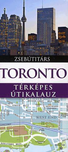 - Toronto - Térképes útikalauz