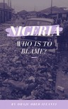 Ifeanyi Ohaju Obed - Nigeria [eKönyv: epub,  mobi]
