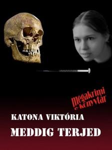 Viktória Katona - Meddig terjed [eKönyv: epub, mobi]