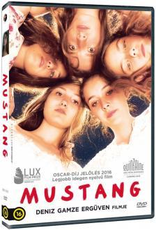 DENIZ GAMZE ERGÜVEN - MUSTANG DVD