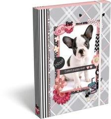 12891 - Füzetbox A/4 Pet Woof 17246308