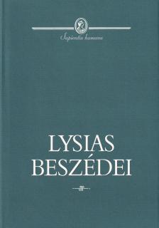 Bolonyai Gábor (szerk.) - LYSIAS BESZÉDEI