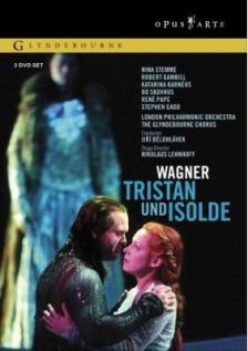 Wagner - TRISTAN UND ISOLDE 3DVD BÉLOHLÁVEK, STEMME, GAMBILL, KARNÉUS, SKOVHUS, PAPE